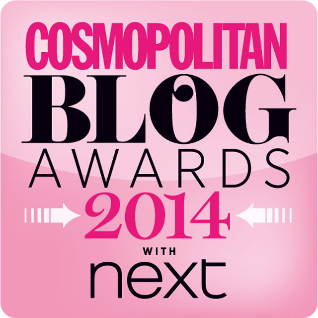 cosmo blog awards shortlist