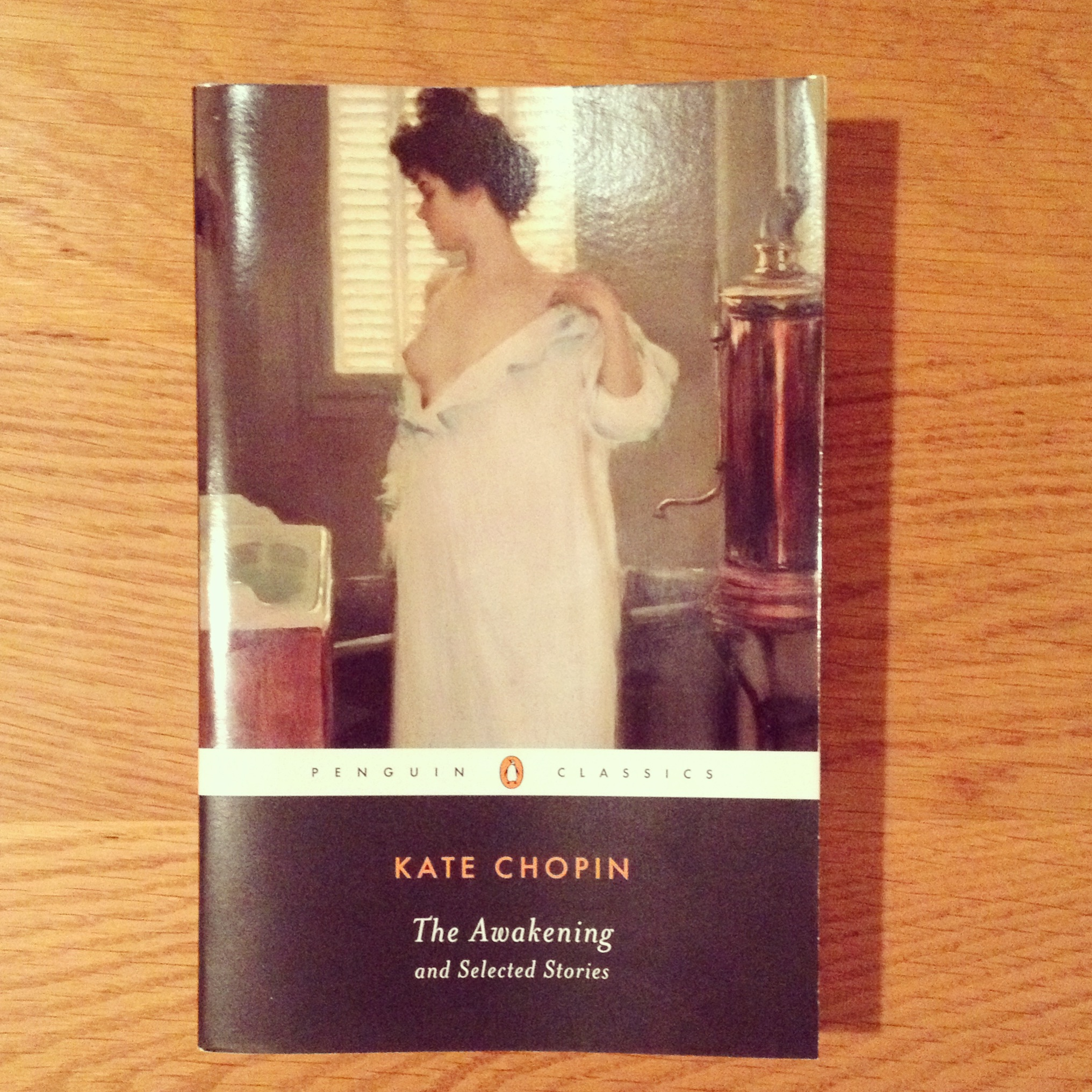 analysis of the character of edna pontellier in the awakening a novel by american author kate chopin One novel that shows evidence of the character being mentally unstable is the awakening by kate chopin the awakening the main character edna pontellier.