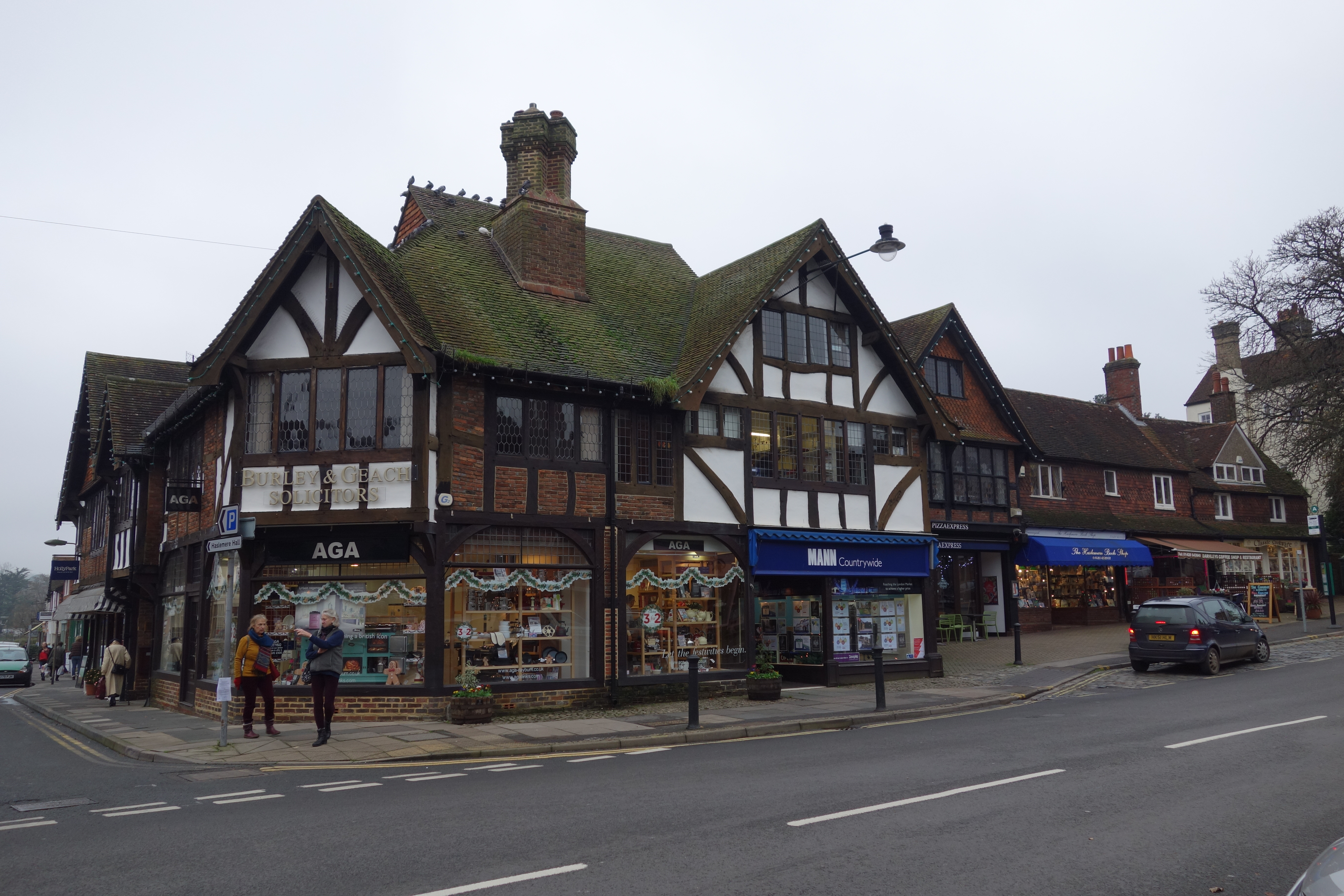 Haslemere blog