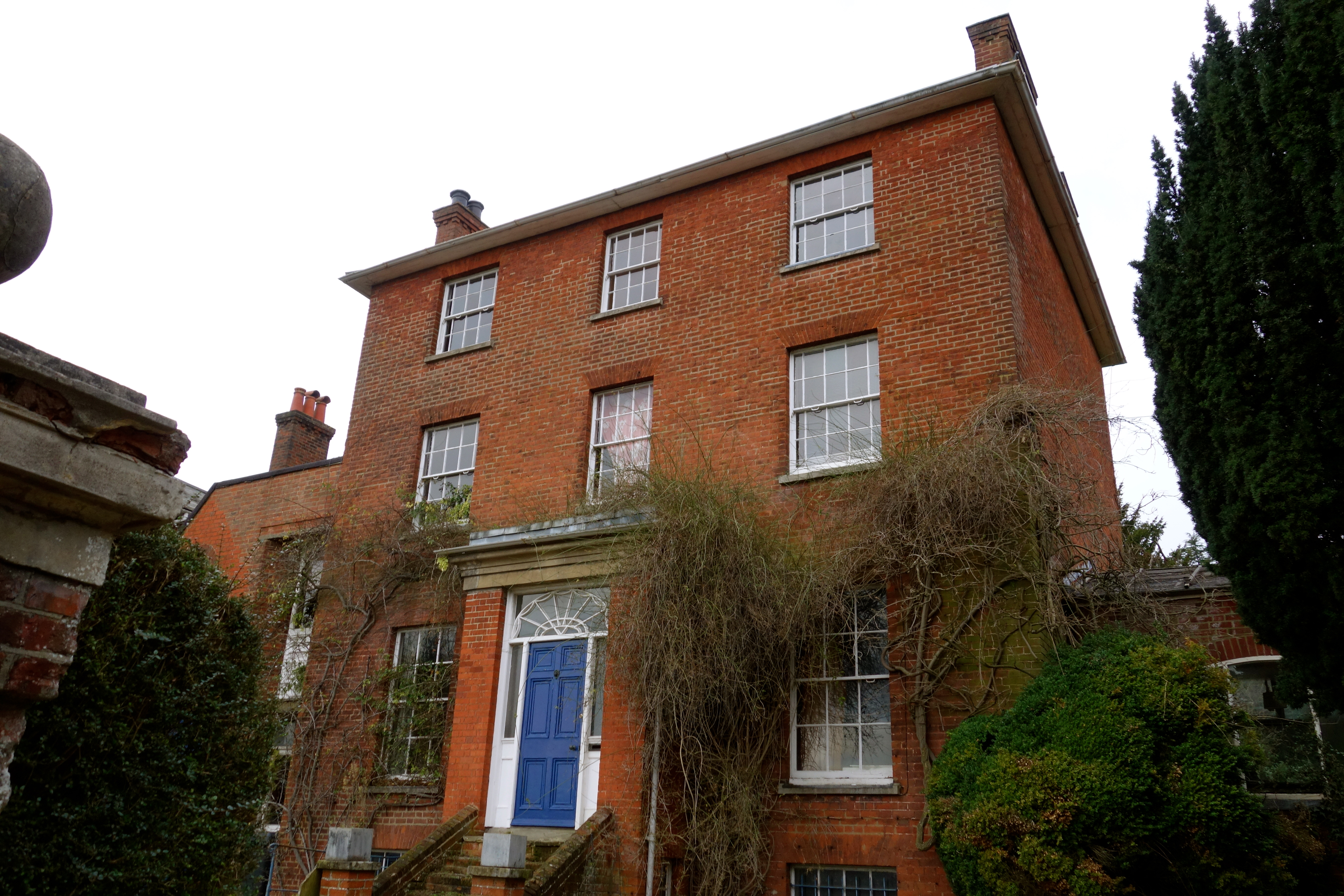 Lewis Carroll House in Guildford