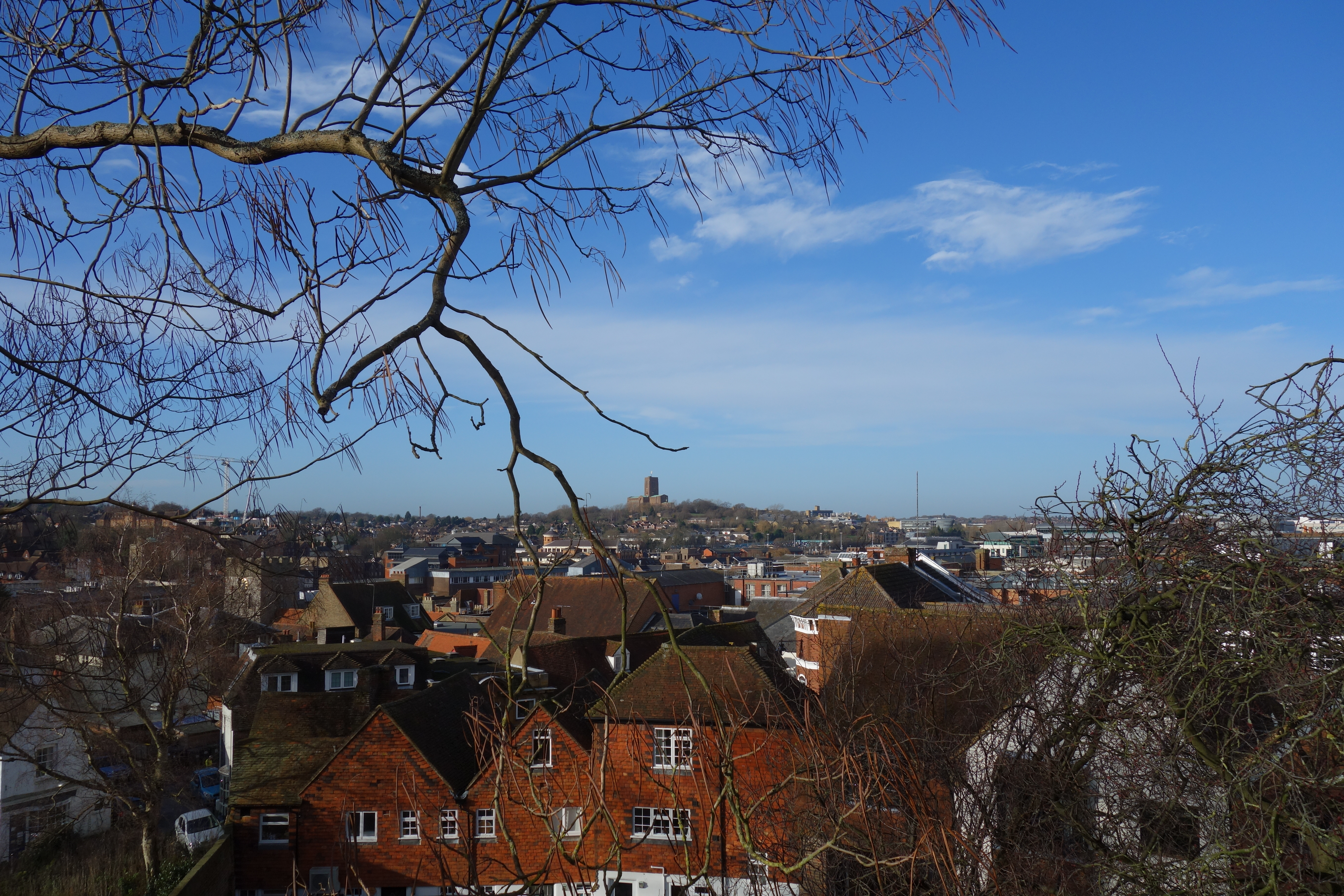 View of Guildford