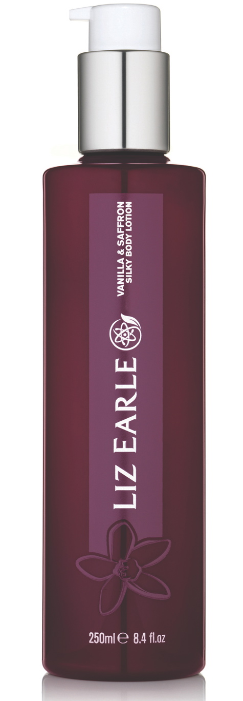 Liz Earle Vanilla body lotion review