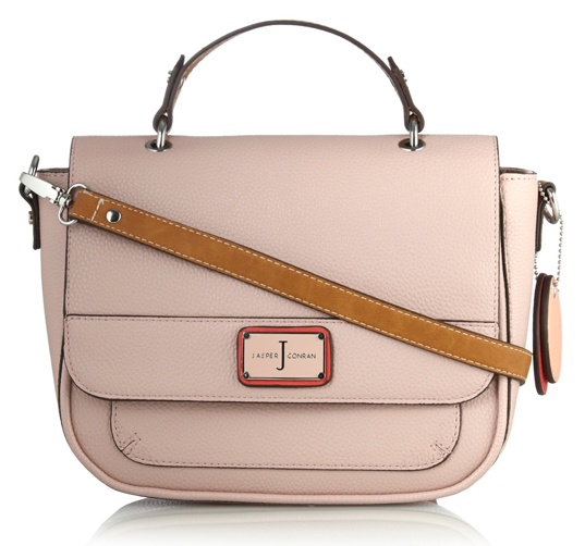 Jasper Conran Pale Pink Satchel bag