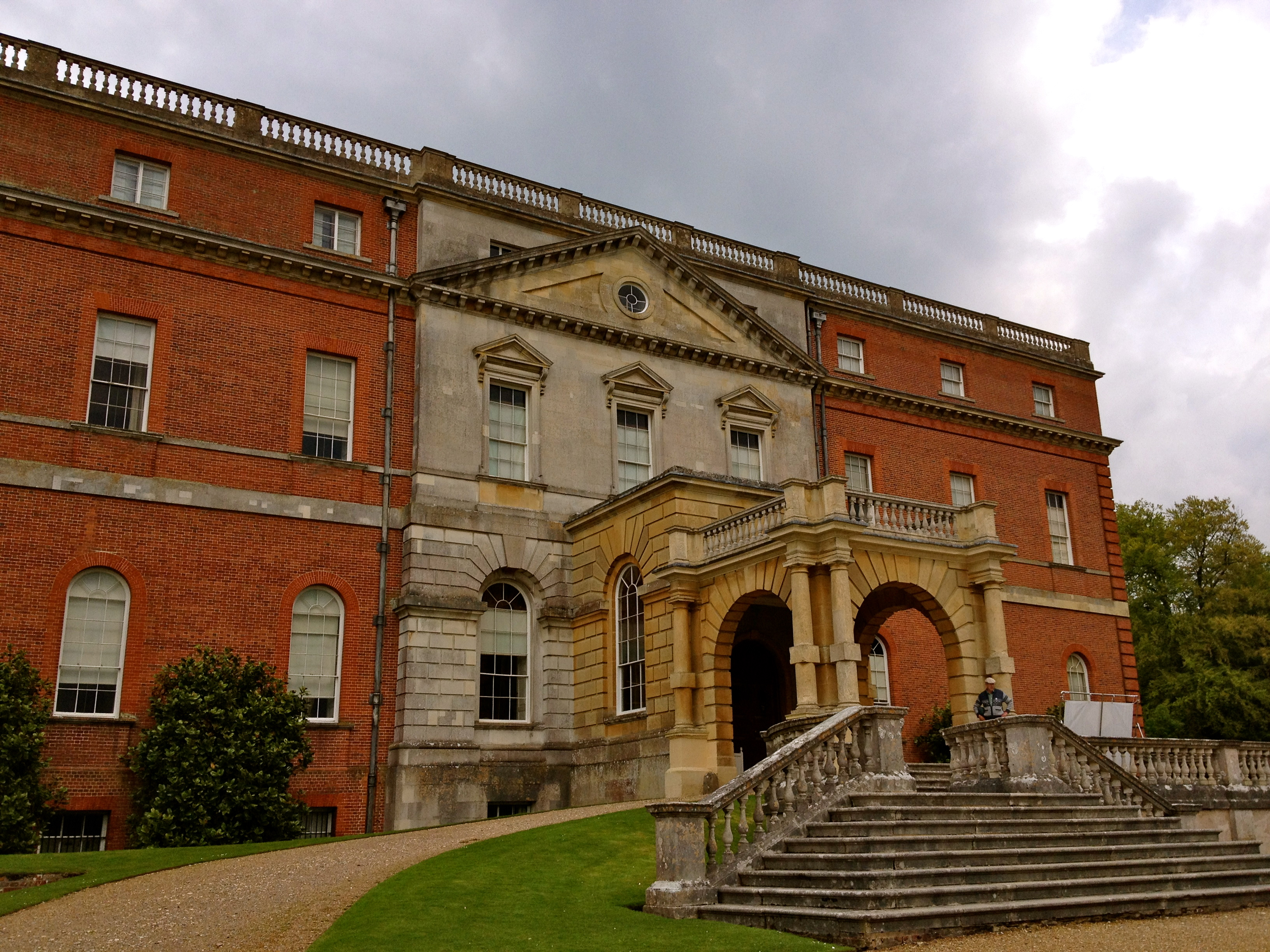 Clandon Park before the fire