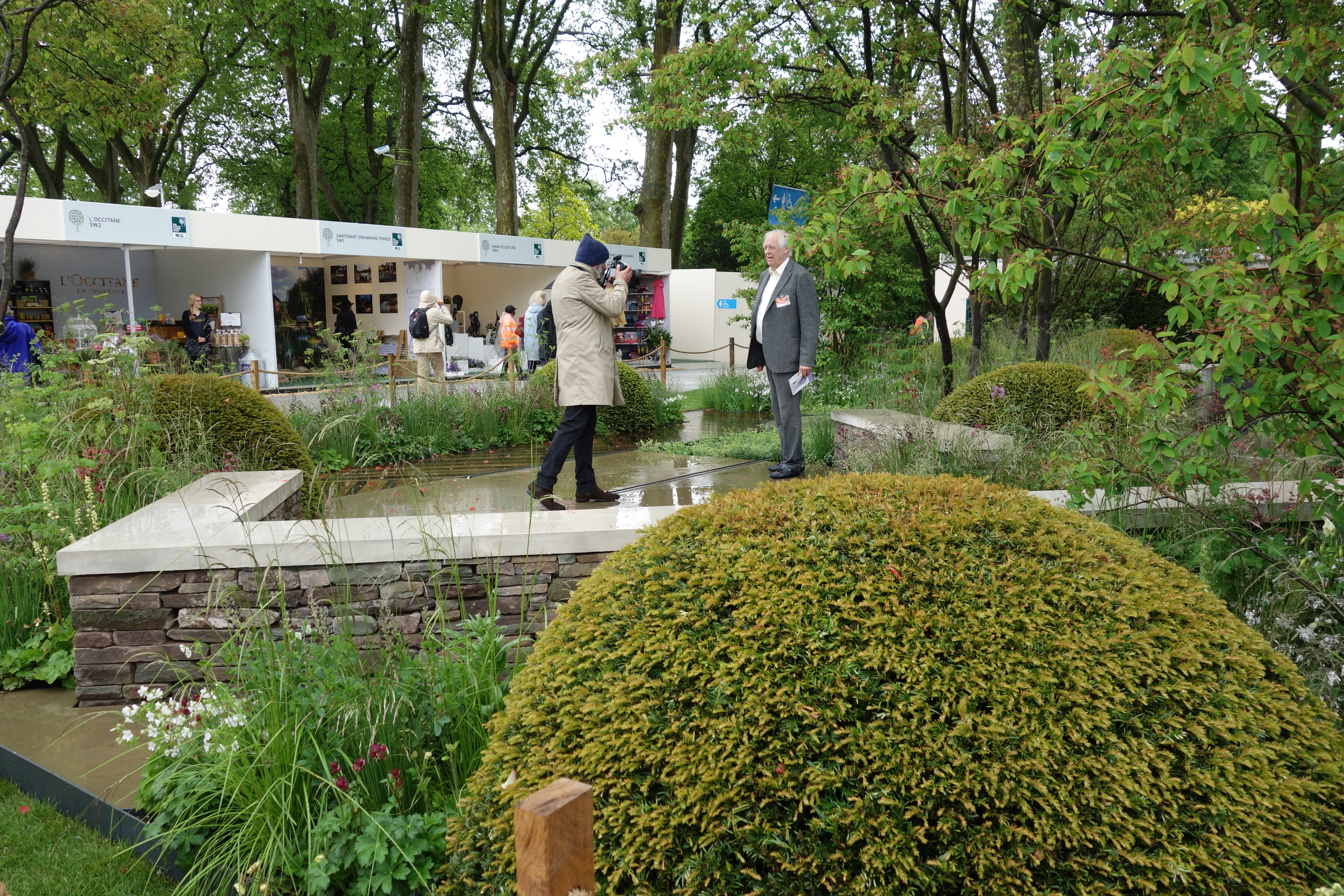 RHS Chelsea Flower Show 2015