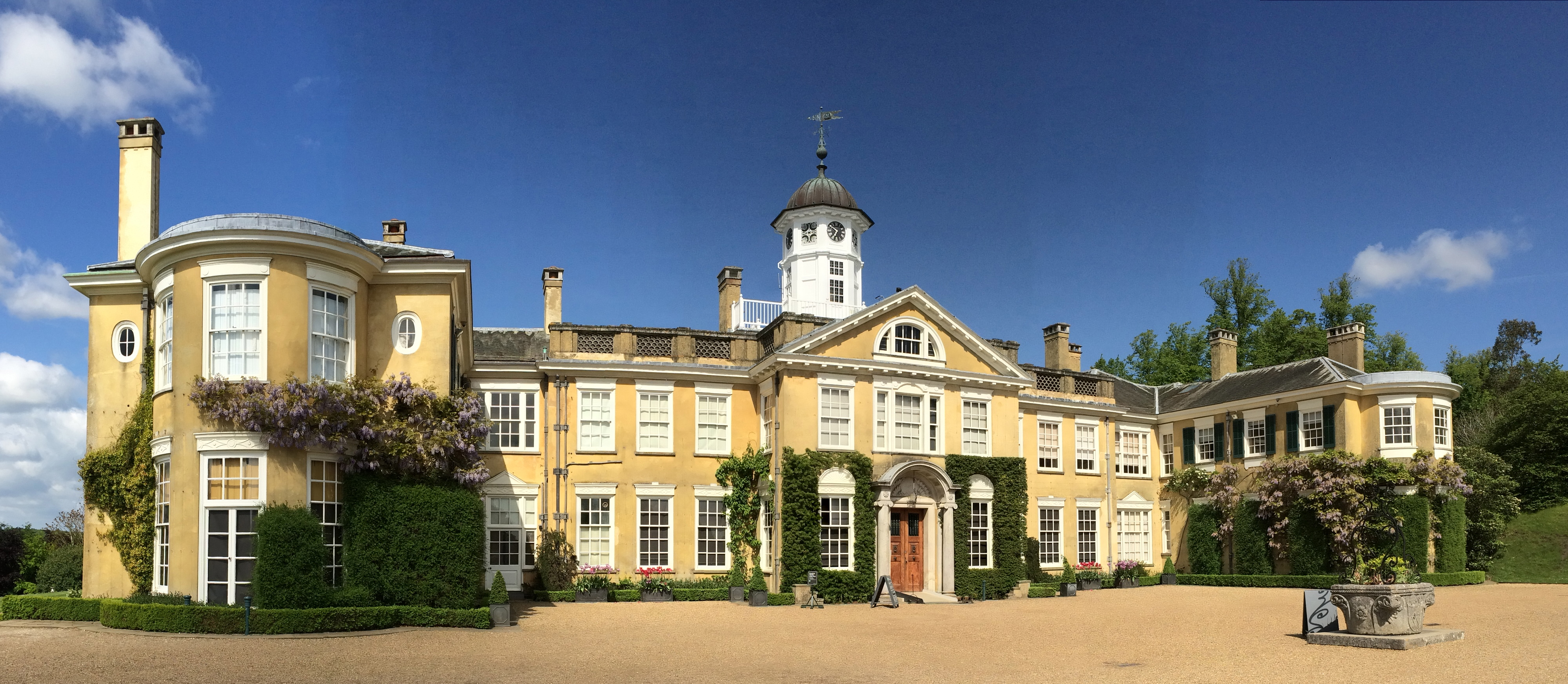 Polesden Lacey house
