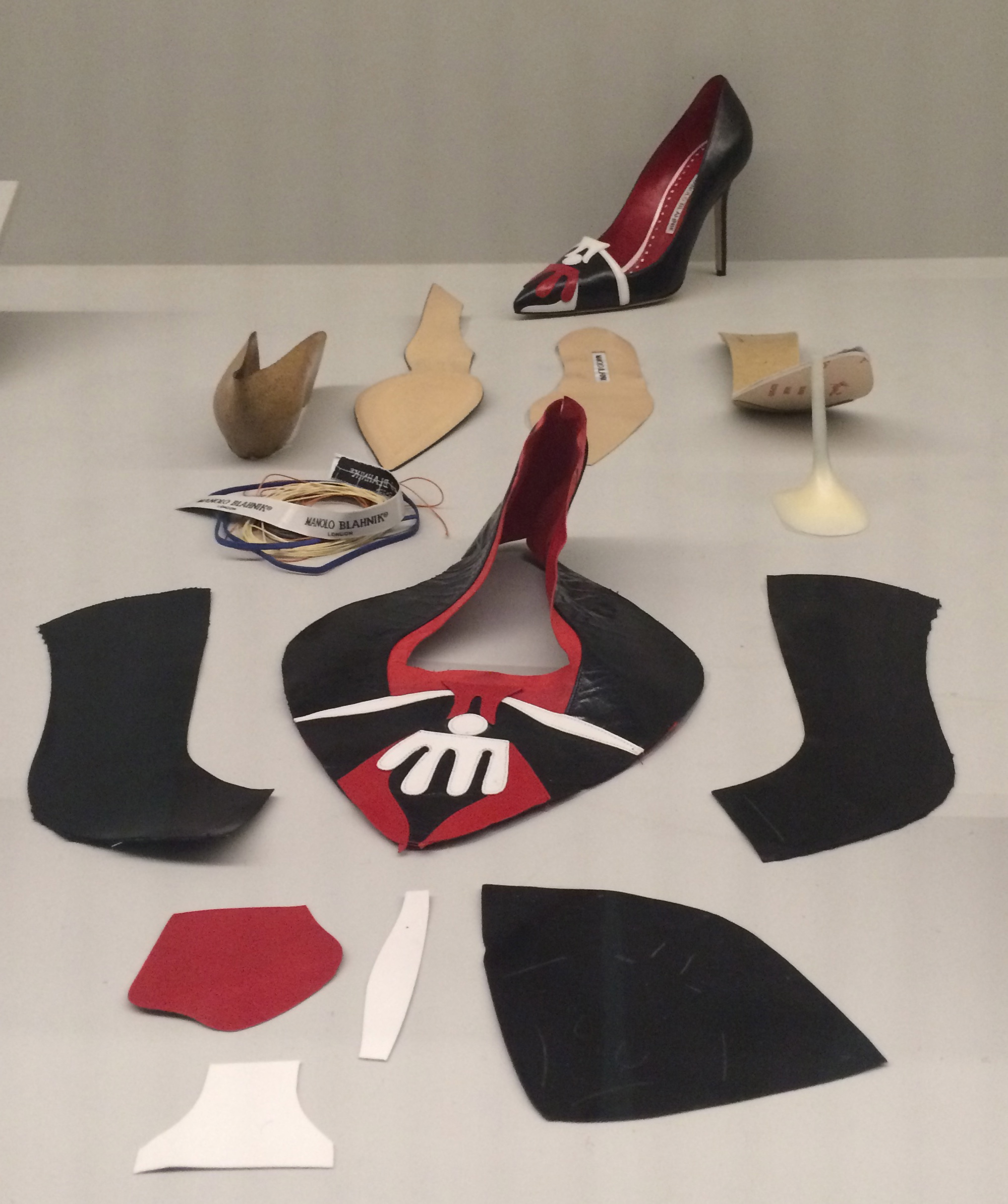 manolo blahnik deconstructed